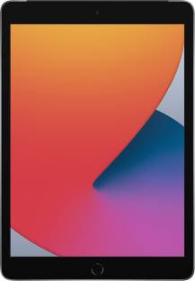 Flipkart offers on Mobiles - APPLE iPad (8th Gen) 32 GB ROM 10.2 inch with Wi-Fi+4G (Space Grey)