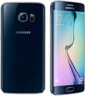 Flipkart offers on Mobiles - SAMSUNG Galaxy S6 Edge+ (Black Sapphire, 32 GB) 4 GB RAM