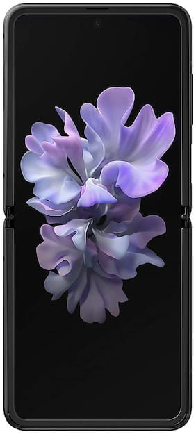 Paytmmall offers on Mobiles - Samsung Galaxy Z Flip 8 GB 256 GB Black