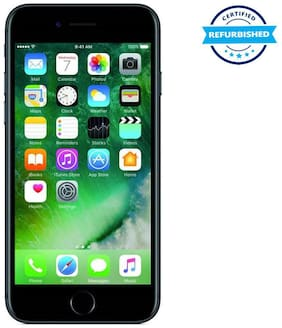 Paytmmall offers on Mobiles - Refurbished Apple iPhone 7 32GB Black (Grade: Excellent)