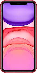 Flipkart offers on Mobiles - APPLE iPhone 11 (Red, 128 GB)