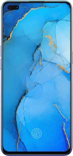 Flipkart offers on Mobiles - OPPO Reno3 Pro (Auroral Blue, 128 GB) 8 GB RAM