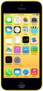 Flipkart offers on Mobiles - APPLE iPhone 5C (Yellow, 8 GB)