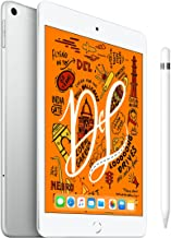 Amazon offers on Mobiles - iPad Mini 7.9 inch Wi-Fi+Cellular 64 GB Silver+Apple Pencil (1st Generation)