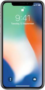 Flipkart offers on Mobiles - APPLE iPhone X (Silver, 64 GB)