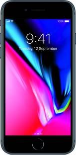 Flipkart offers on Mobiles - APPLE iPhone 8 (Space Grey, 256 GB)