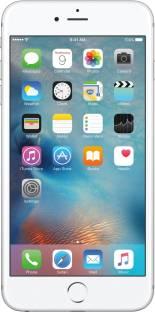 Flipkart offers on Mobiles - APPLE iPhone 6s Plus (Silver, 128 GB)