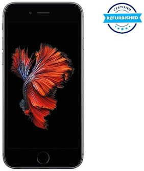 Paytmmall offers on Mobiles - Refurbished Apple iPhone 6s 2 GB 32 GB Space Grey (Grade: Excellent)