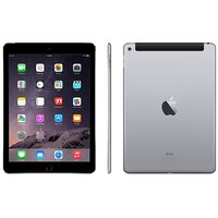 Shopclues offers on Mobiles - Apple iPad Air 2 wifi cellular 16GB Refurbished Phone (6 Months Seller Warranty)