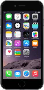 Flipkart offers on Mobiles - APPLE iPhone 6 (Grey, 128 GB)