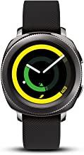 Amazon offers on Mobiles - Samsung Gear Sport Smartwatch, Black (SM-R600NZKAXAR)