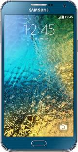 Flipkart offers on Mobiles - SAMSUNG Galaxy E7 (Blue, 16 GB) 2 GB RAM