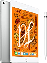 Amazon offers on Mobiles - Apple iPad Mini 7.9 inch Wi-Fi Only 256 GB Silver+Apple Pencil (1st Generation)