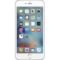 Shopclues offers on Mobiles - Apple Iphone 6 Plus 128Gb 1Gb Ram Refurbished Mobile Phone Silver