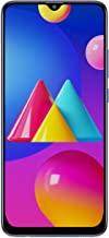 Amazon offers on Mobiles - Samsung Galaxy M02s (Blue,3GB RAM, 32GB Storage)   5000 mAh   Triple Camera