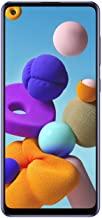 Amazon offers on Mobiles - Samsung Galaxy A21S Blue, 6GB RAM, 64GB Storage