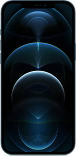 Flipkart offers on Mobiles - APPLE iPhone 12 Pro Max (Pacific Blue, 128 GB)