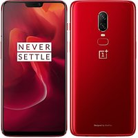 Shopclues offers on Mobiles - (Refurbished) OnePlus 6 (Red, 128 GB) (8 GB RAM)