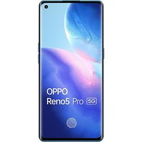 Shopclues offers on Mobiles - Oppo Reno5 Pro 5G 8GB RAM 128GB ROM Astral Blue Brand New