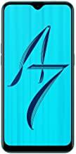 Amazon offers on Mobiles - OPPO A7 (Glaze Blue, 3GB RAM, 64GB Storage)