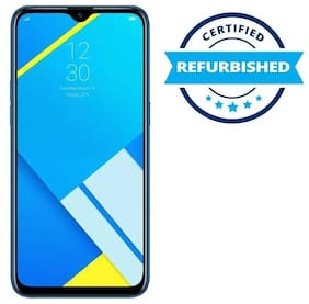 Paytmmall offers on Mobiles - Used Realme C2 2GB 16GB Diamond Blue (Grade: Excellent)