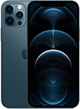 Amazon offers on Mobiles - New Apple iPhone 12 Pro (256GB) - Pacific Blue