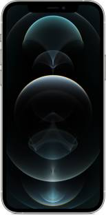 Flipkart offers on Mobiles - APPLE iPhone 12 Pro (Silver, 512 GB)