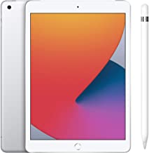 Amazon offers on Mobiles - New Apple iPad (10.2-inch, Wi-Fi + Cellular, 32GB) - Gold (Latest Model, 8th Generation)+Apple Pencil (1st Generation)