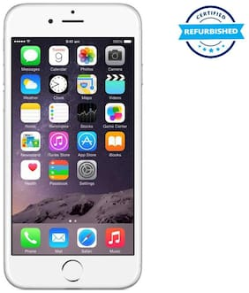 Paytmmall offers on Mobiles - Used Apple Iphone 6s 2GB 32GB Silver (Grade: Good)