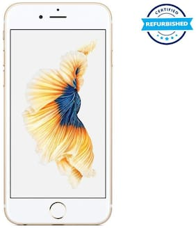 Paytmmall offers on Mobiles - Used Apple iPhone 6S 2GB 64GB Gold (Grade: Good)