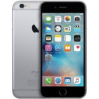 Shopclues offers on Mobiles - Apple Iphone 6 Plus 64 Gb Refurbished Phone Space Grey