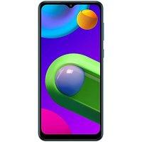 Shopclues offers on Mobiles - SAMSUNG Galaxy M02 (Blue, 32 GB)(3 GB RAM)