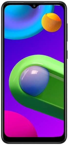 Paytmmall offers on Mobiles - Samsung Galaxy M02 3 GB 32 GB Black