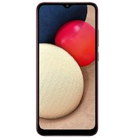 Shopclues offers on Mobiles - Samsung Galaxy M02s (Red, 64 GB) (4 GB RAM)