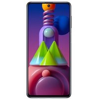 Shopclues offers on Mobiles - SAMSUNG Galaxy M51 (Celestial Black, 128 GB)(8 GB RAM)