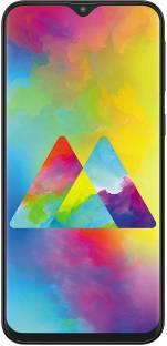 Flipkart offers on Mobiles - SAMSUNG Galaxy M20 (Charcoal Black, 64 GB) 4 GB RAM