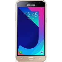 Shopclues offers on Mobiles - Refurbished SAMSUNG Galaxy J3 Pro Gold 16 GB 2 GB RAM