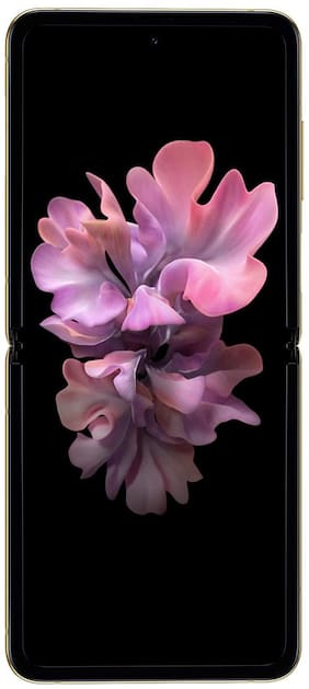 Paytmmall offers on Mobiles - Samsung Galaxy Z Flip 8 GB 256 GB Gold