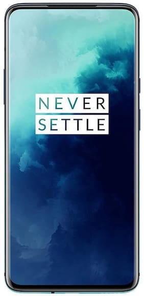 Paytmmall offers on Mobiles - OnePlus 7T Pro 8 GB 256 GB Haze Blue