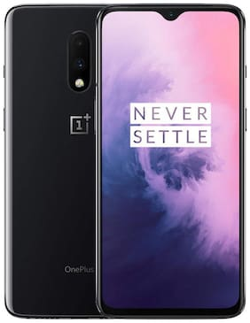 Paytmmall offers on Mobiles - OnePlus 7 6 GB 128 GB Mirror Grey