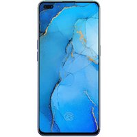Shopclues offers on Mobiles - OPPO Reno3 Pro (Auroral Blue, 8GB RAM, 128GB Storage)