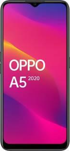 Flipkart offers on Mobiles - OPPO A5 2020 (Mirror Black, 64 GB) 3 GB RAM