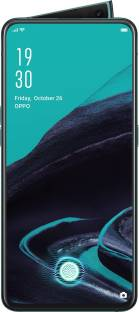 Flipkart offers on Mobiles - OPPO Reno2 (Ocean Blue, 256 GB) 8 GB RAM