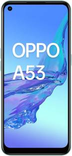 Flipkart offers on Mobiles - OPPO A53 (Mint Cream, 64 GB)(4 GB RAM)
