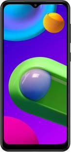 Flipkart offers on Mobiles - SAMSUNG Galaxy M02 (Black, 32 GB) 2 GB RAM