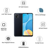 Shopclues offers on Mobiles - OPPO A15 (2GB RAM, 32GB Storage)