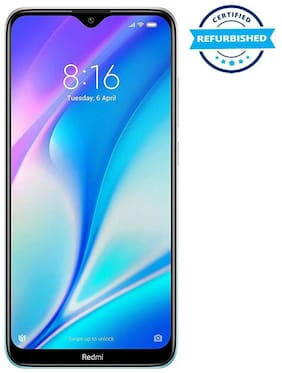 Paytmmall offers on Mobiles - Refurbished Xiaomi Redmi 8A Dual 2GB 32GB Sky White (Grade : Good)