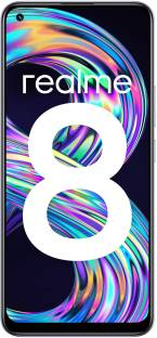 Flipkart offers on Mobiles - realme 8 (Cyber Silver, 128 GB) 8 GB RAM