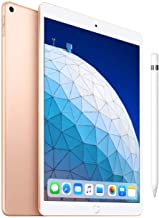 Amazon offers on Mobiles - iPad Air 10.5 inch Wi-Fi Only 64 GB Gold+Apple Pencil (1st Generation)