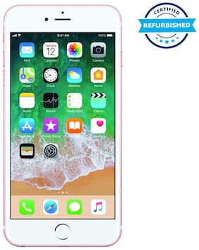 Paytmmall offers on Mobiles - Used Apple iPhone 6S Plus 2GB 32GB Rose Gold (Grade: Good)